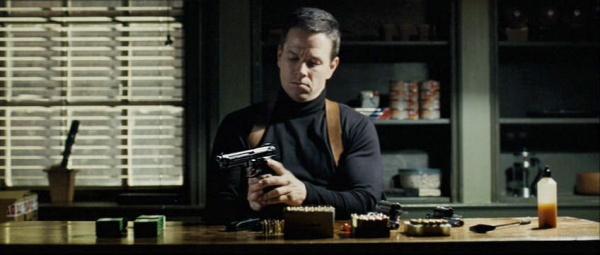 Max Payne pistol