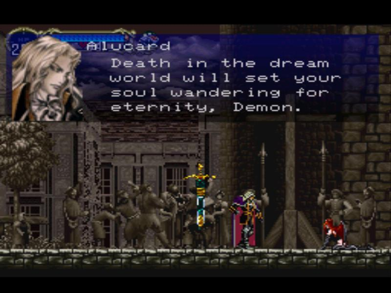 Alucard dream sequence