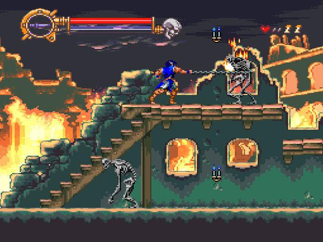 Castlevania Skeletons