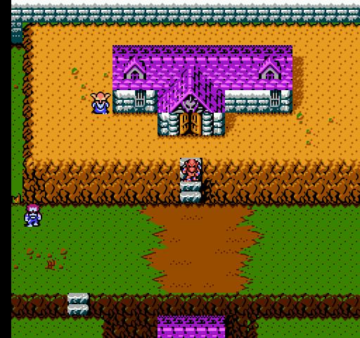 gargoyle-quest-2-village