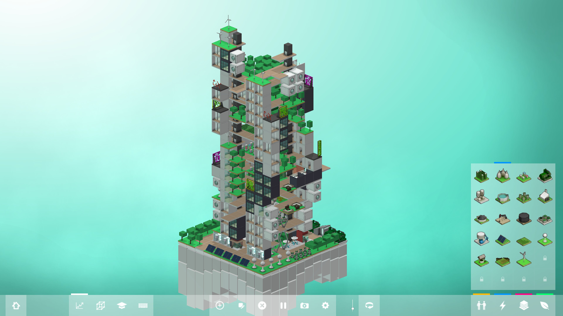 Blockhood