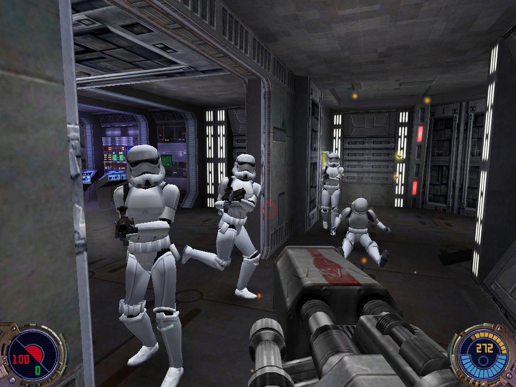 Jedi Knight 2 troopers