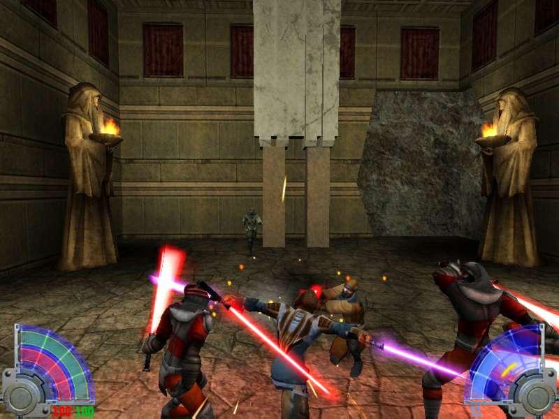 Jedi Academy solo