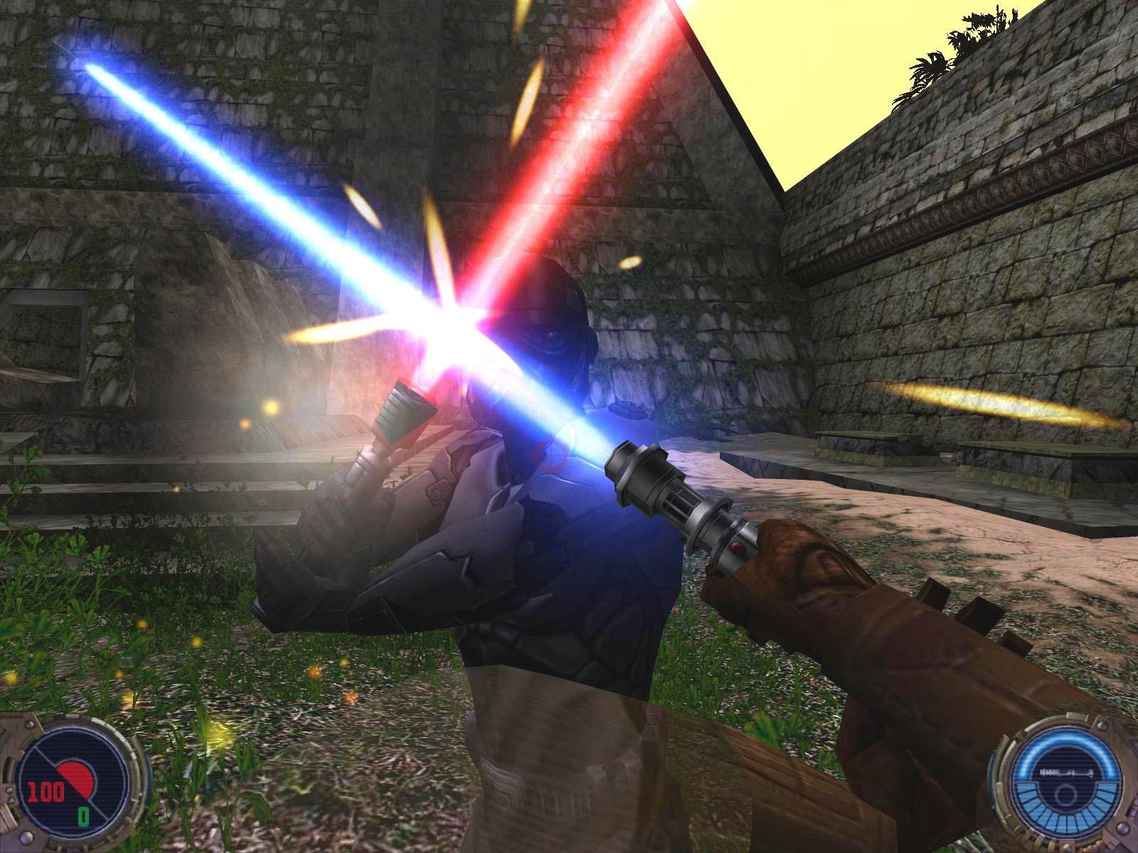 Jedi Knight 2 dueling.jpg