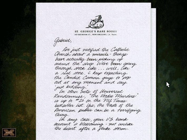 GK2 letter