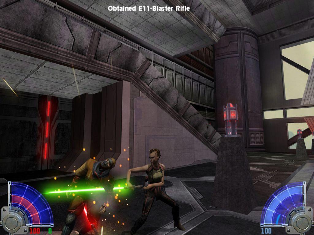 Jedi Academy STABBING