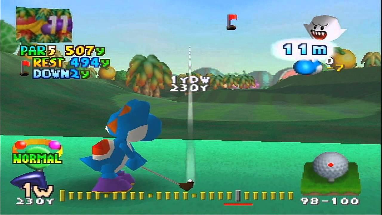 Golf64